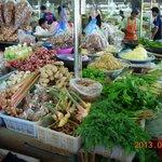 Krabi Market - ask questions