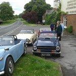 Wessex TR Group at the Hurstbourne Inn