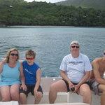 The Losh family