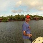Matt Paddleboards at AKR 1