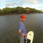 Matt Paddleboards at AKR 2
