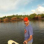 Matt Paddleboards at AKR 3