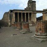 Overlook Pompeii