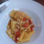 Seafod pasta
