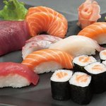 assortiment de sushi ;)