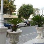 Hôtel - terrasse