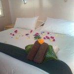 Lodge DBL rooms