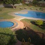 lovely swiming pool