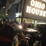 Moped rally at Ohio House