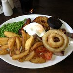 Massive mixed grill!!