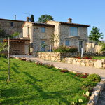 Le Redi GreenHome, my villa for rent in Chianti Classico area