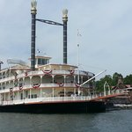 Showboat Branson Belle and Dock