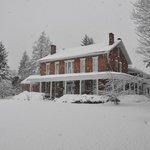 Winter Wonderland at The Preston County Inn