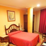 Hotel Manantiales, double room