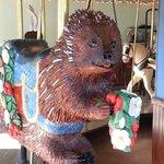 Carousel Beaver