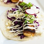 Blackened Fish Taco