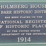 Holmberg House Built in 1914 - Celebrating 100 years!