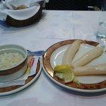 Asparagus Blancos