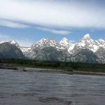 On the Snake River, Grand Tetons