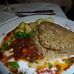 Peppered fillet steak (again!)