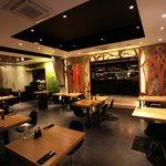 wnętrze Tokyo Restaurant