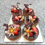 Mousse Au Chocolat | Café Riese