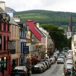 Nearby town of Kenmare