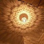 effetto lampada nella stanza