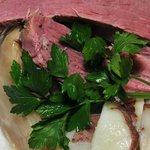 Seasonal Specials- Traditional Corned Beef Dinner