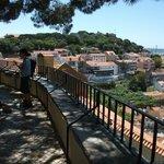 Miradouro da Graca, drei Schritte entfernt