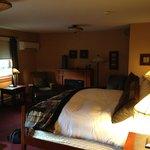 Room 206, view from door