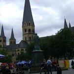 Catedral de Bonn, Alemania.