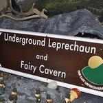 Home of Irelands last Leprechaun whisperer