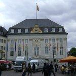 Altes Rathaus, Bonn, Alemania.