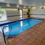 Indoor Pool: Come and relax, in our heated pool, and have some fun!!