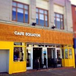 Cafe Equator opened 28th June 2013!