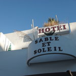 Foto de Hotel Sable Et Soleil