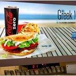 Coke Zero in Athens, too.
