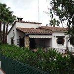Gaudi's Rest upstairs apartment