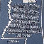 he build the Clarkshouse in 1859, now bed & breakfast inn