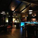 cool bar at mi Casa. closes at 11pm