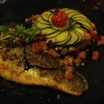 Grilled Sea-bass Fillet