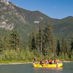 Columbia River Scenic Float in Fairmont Hot Springs
