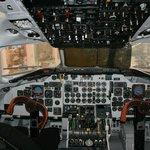 Cockpit Avião KidZania