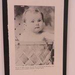 Frances Gumm, age one