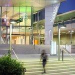 Queensland Museum's main entrance
