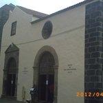 Iglesia frente al Hotel