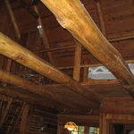 Woodsman cabin: loft
