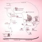 Tanyard Springs map