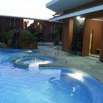 Nueva atracción, nuestra nueva piscina